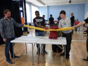 Glitch Puppet Workshop